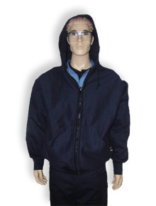 ASCs Wind Pro® FR Hooded/Zipper Sweatshirt