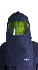 NSA Indura Ultra Soft® Arc Flash Hood HRC4