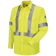 7oz. Uniform Shirt With CSA Reflective Trim