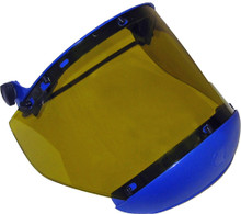 NSA 10 cal/cm² Faceshield with Slotted Adapter