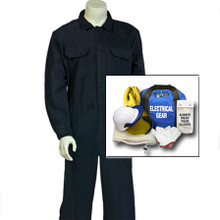 NSA HRC2 Ultra Soft® Coverall Kit