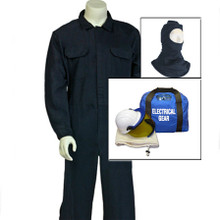 NSA HRC2 Ultra Soft® Coverall Kit with Knit Hood and NO Gloves