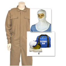NSA HRC2 Protera Coverall Kit with Knit Hood and NO Gloves