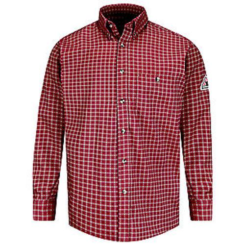 6.5 OZ. Plaid Dress Shirt