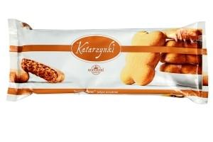 Gingerbread Pierniki Cookies Katarzynki w Czekoladzie