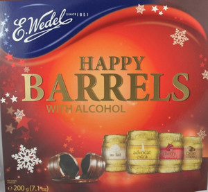 Wedel Happy Barrels