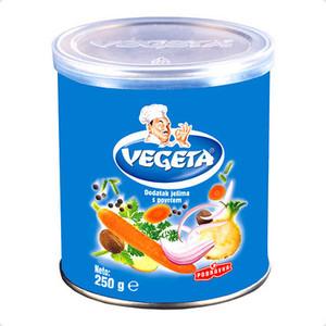 Vegeta 250g Can