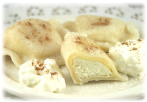 Pierogi Sweet Farmer Cheese