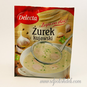 Delecta/Kucharek Sour Soup