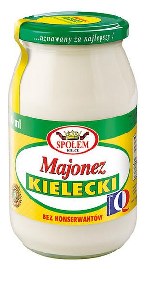 Mayonnaise Kielecki 500g