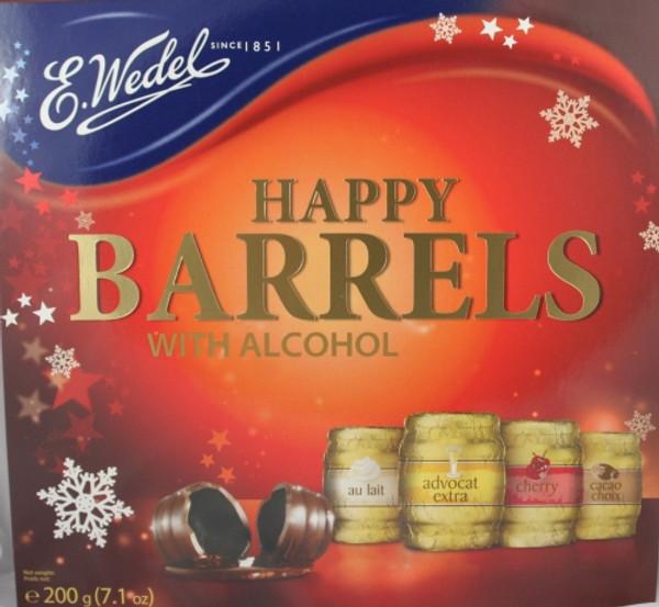 Wedel Happy Barrels