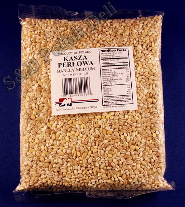 Barley Medium