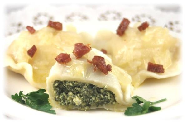Pierogi Spinach & Cheese