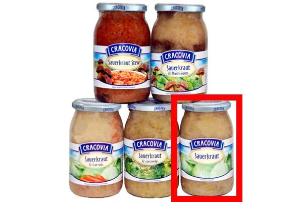Plain Sauerkraut