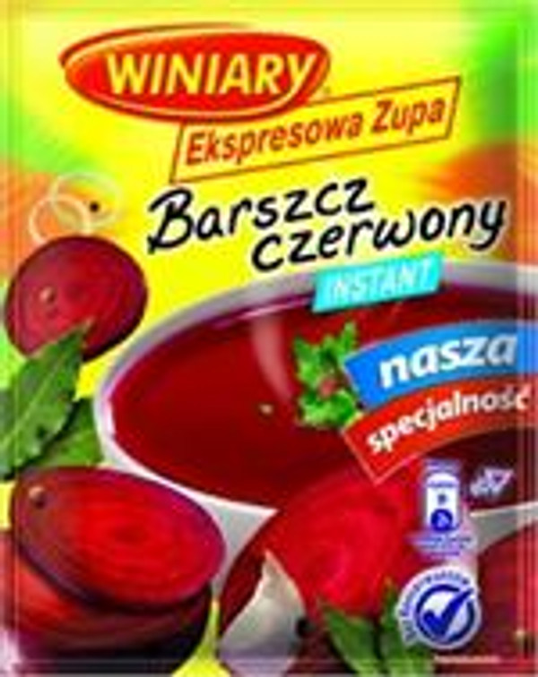 Winiary Red Borscht Instant