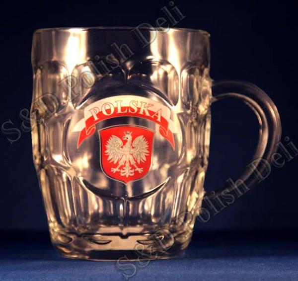 Polska Beer Mug