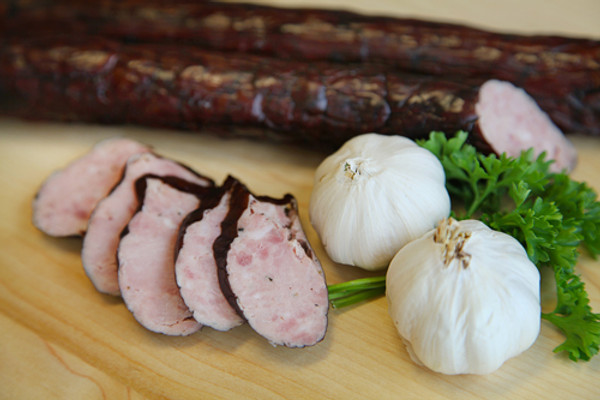 Black Forest Kielbasa-Lesna Sausage-1.5 pounds