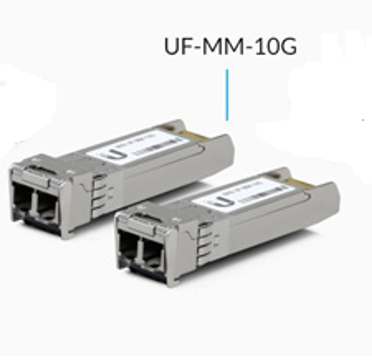 U Fiber Multi-Mode SFP 10G 2 Pack