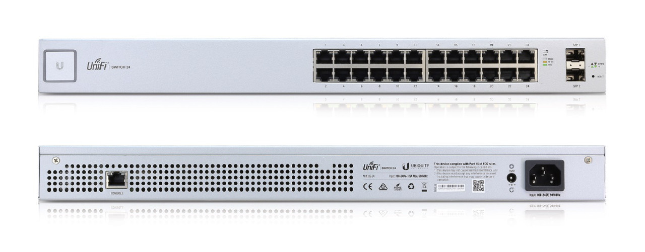 UniFiSwitch, 24-Port, NON-PoE