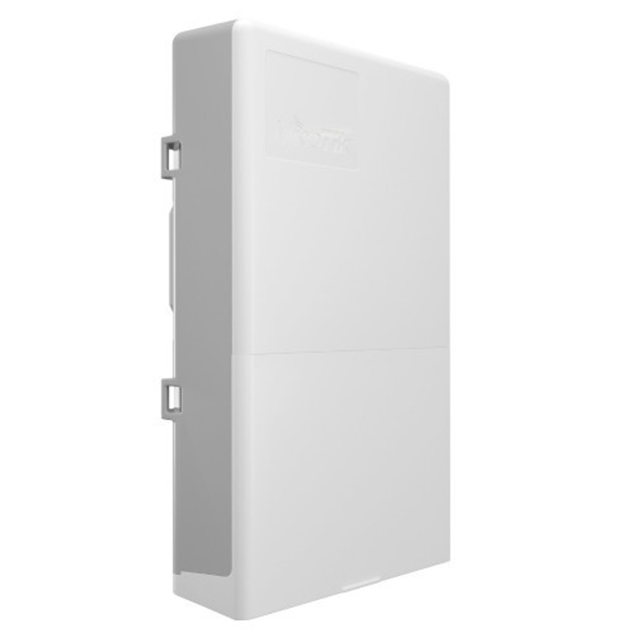 netPower 15FR with 800MHz CPU, 256MB RAM, 16 x 10/100Mbps Ethernet ports (15 with Reverse POE-in, 1 with PoEOUT), 2 x SFP, RouterOS L5 or SwitchOS (dual boot), outdoor enclosure, mounting kit (power supply NOT included)