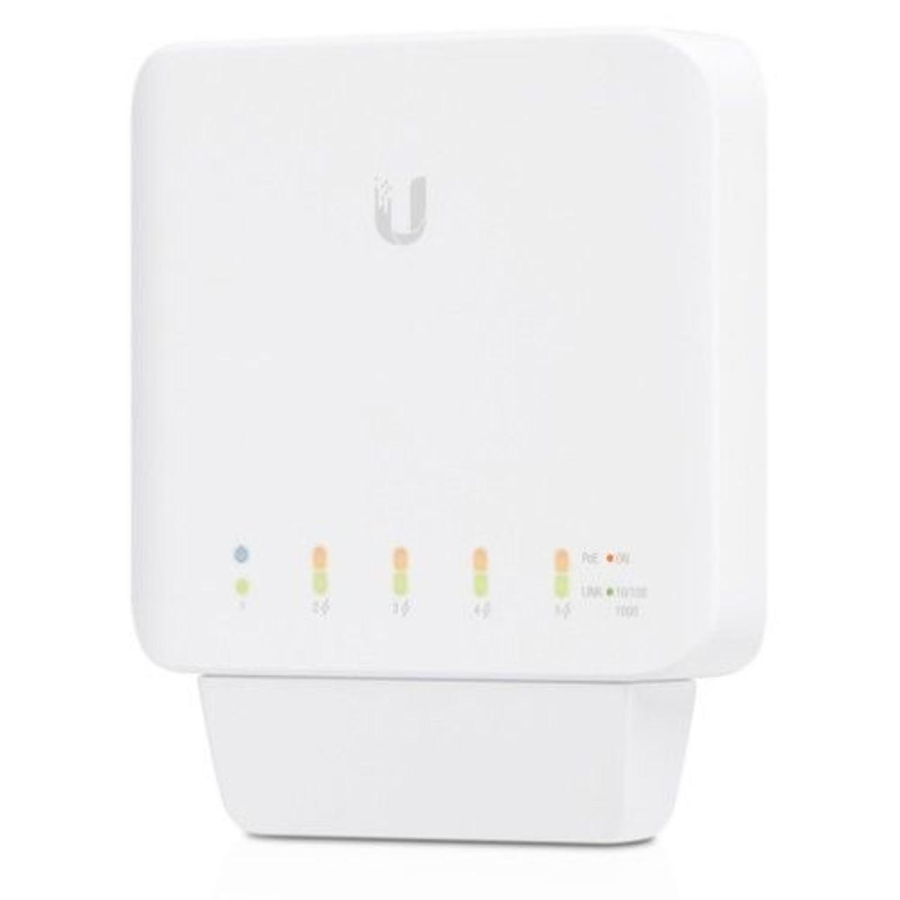 UniFi Indoor/outdoor 5Port Poe Gigabit Switch with 802.3bt Input Power Support