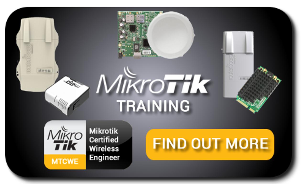 Training - MikroTik - MTCWE - www alfatechdistribution com