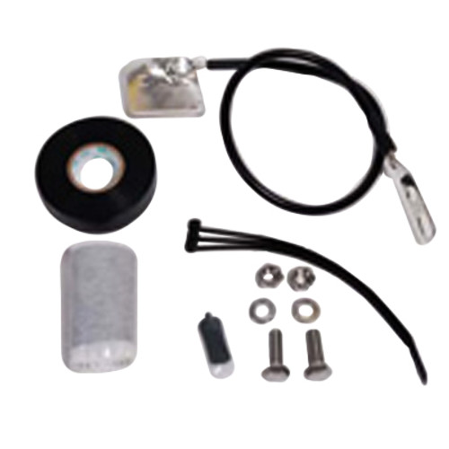 "Coax Cbl Ground Kits for 1/4"" and 3/8"""