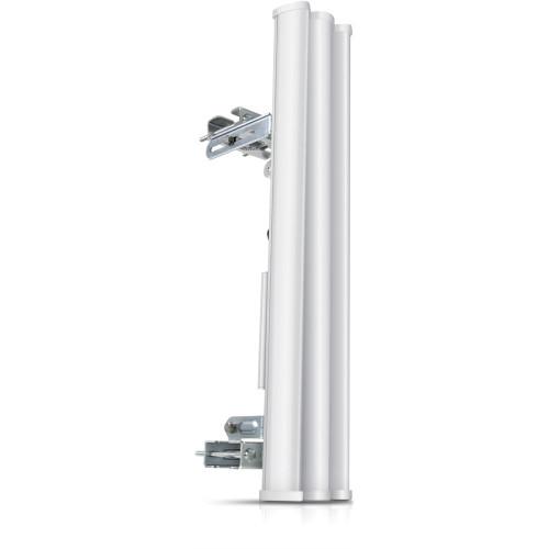 4.9-5.9 GHz airMAX BaseStation, 19 dBi, 120° w/ Rocket Kit