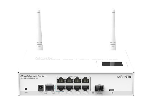 Cloud Router Switch 600MHz 128MB SFP