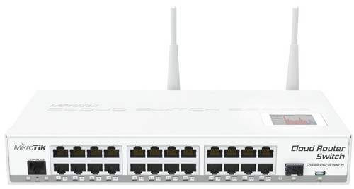 Cloud Router Switch 600MHz 128MB 24xGb
