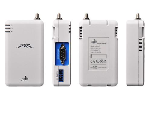 mFi mPort Serial DB9, WiFi/Ethernet