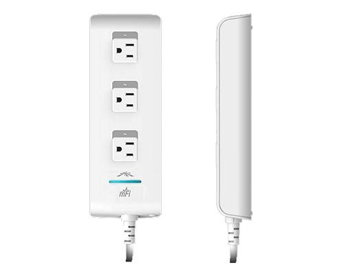 mFi, 3-port Power (EU and US), Wifi