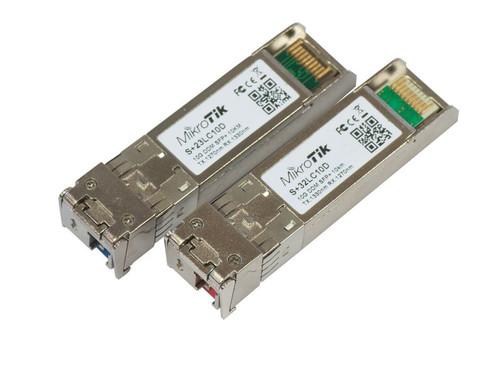 SFP+ 2 Module Kit S+23LC10D S+32LC10D