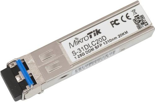 SFP module 1.25G SM 20km 1310nm