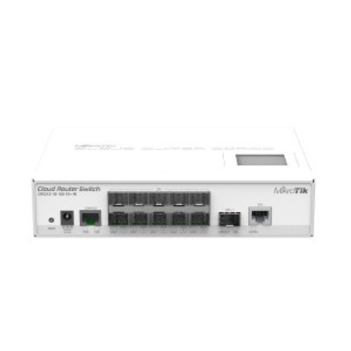 Cloud Router Switch 400MHz 64MB 10xSFP