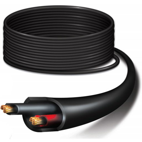 Outdoor DC Power Cabling, 12 AWG 1000Ft