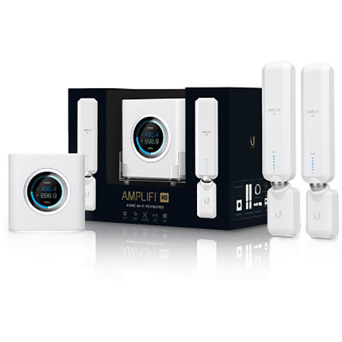 AmpliFi High Density Home Wi-Fi System  DISTRIBUTOR PRICE LIST with Router and (2) Mesh Points