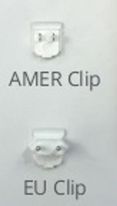 PoE Clip, C5/B5L, POE Injector, Wall Mount, EU