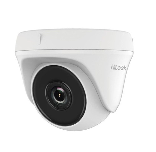 2MP CMOS Sensor, Indoor EXIR Eyeball, 20m IR,, ICR, 0.01 Lux/F1.2, 12 VDC, Smart IR, DNR, OSD Menu,  2.8/3.6/6mm Lens, Support HD-TVI/AHD/CVI/CVBS video output