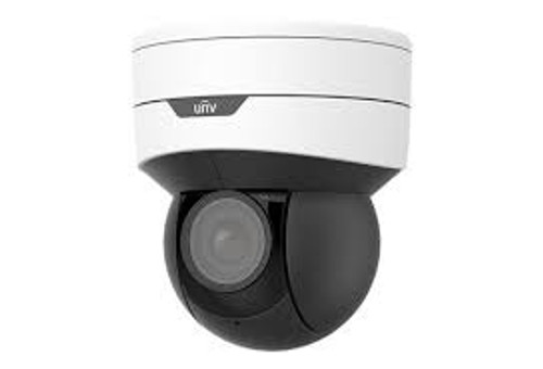 2MP IR Network Indoor Mini PTZ Dome Camera,1920×1080 resolution,30fps,,Smart IR, up to 30m IR distance,DC12V, Wide voltage range of ±25%,PoE