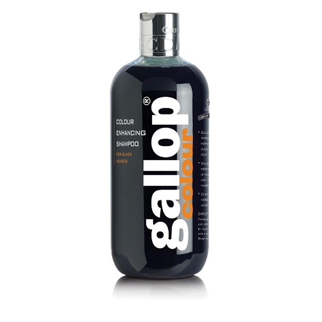 Gallop Colour Shampoo - Black