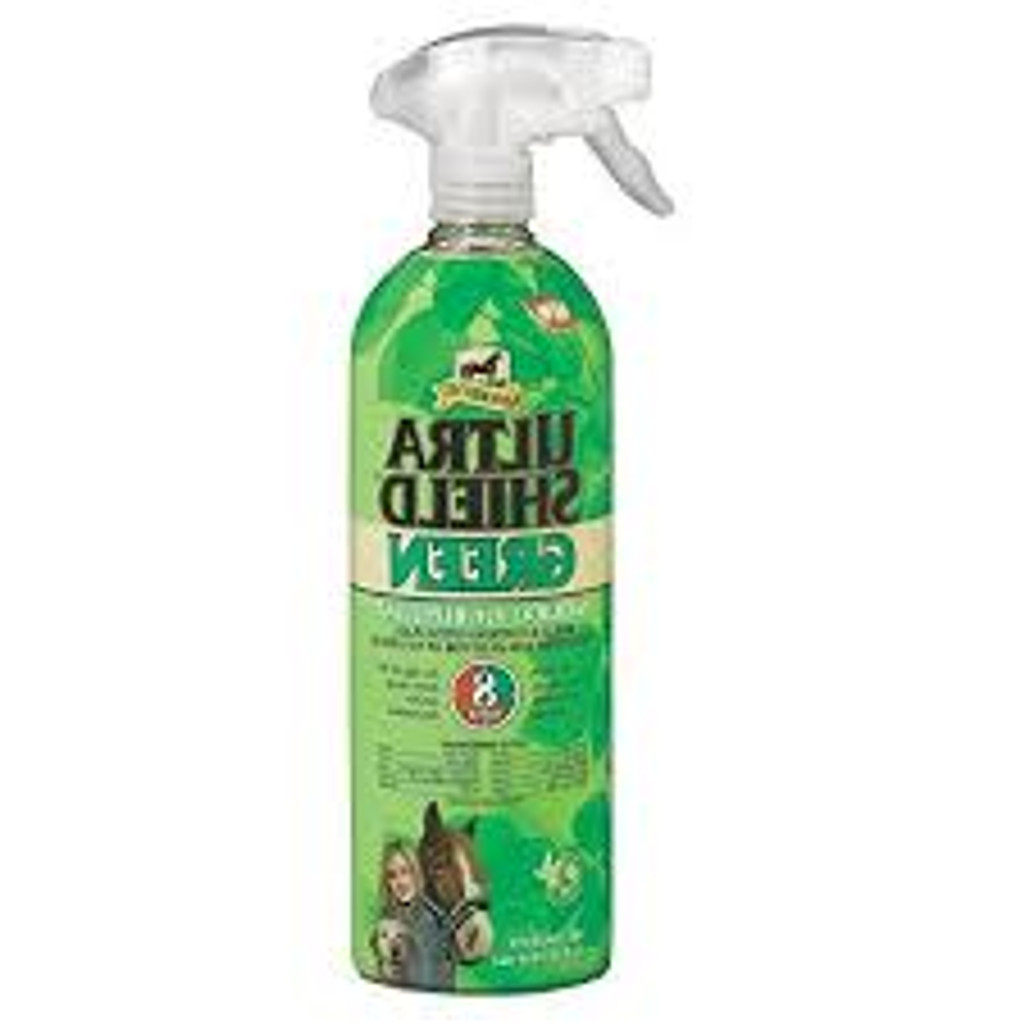 UltraShield® Green Natural Spray Bottle