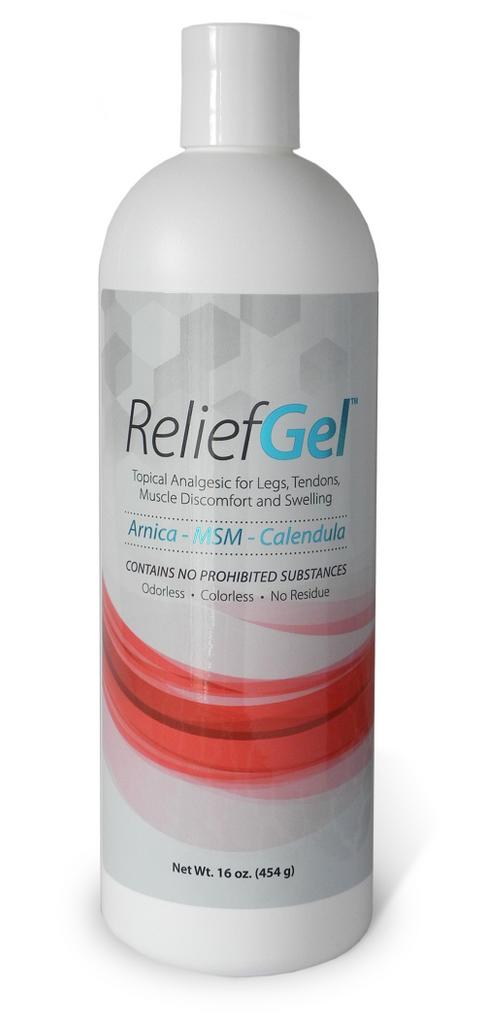 ReliefGel bottle 16 oz