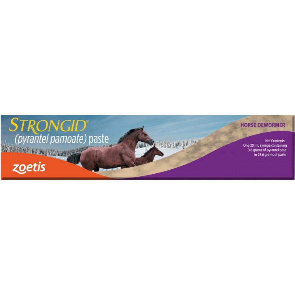 Strongid (pyrantel pamoate)
