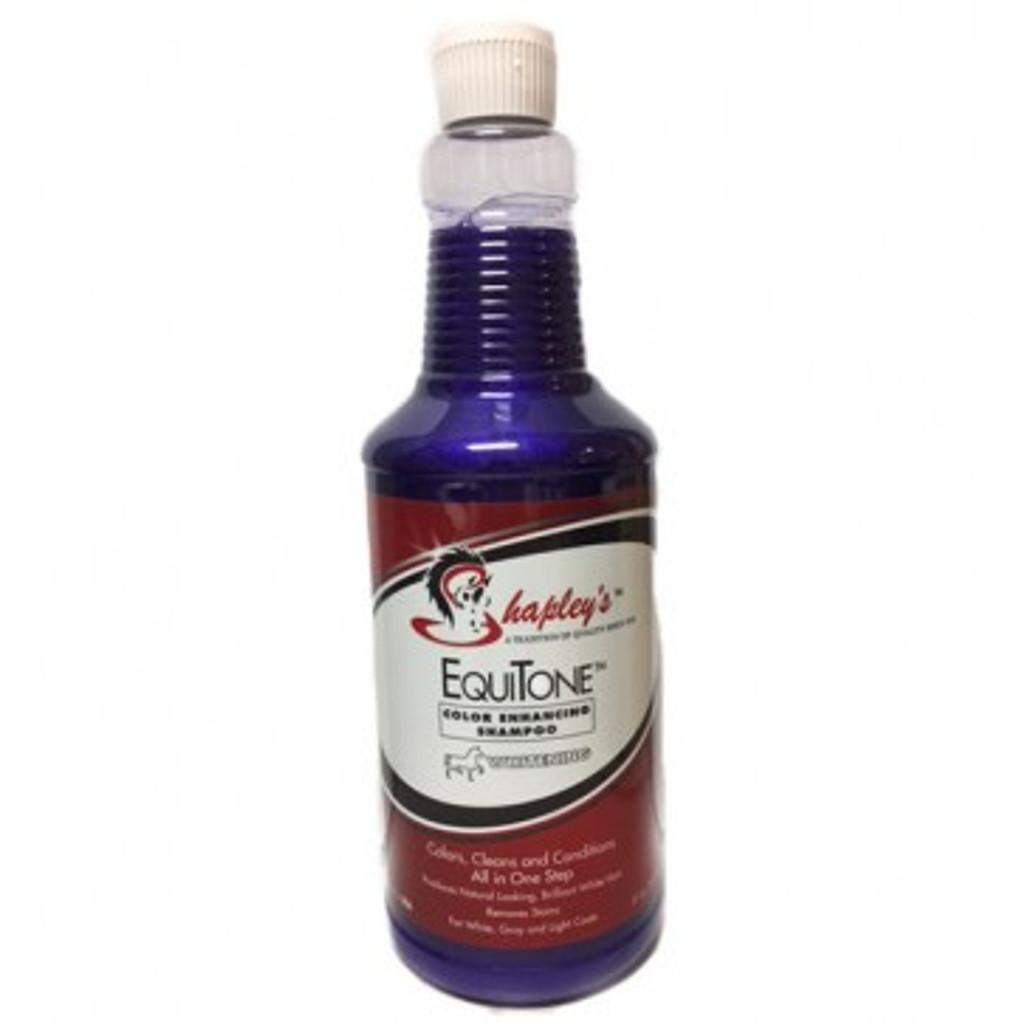 Shapley's EquiTone Shampoo Whitening 32oz
