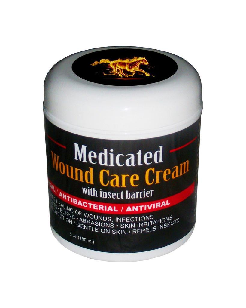 E3 Elite Medicated Wound Cream 6 oz