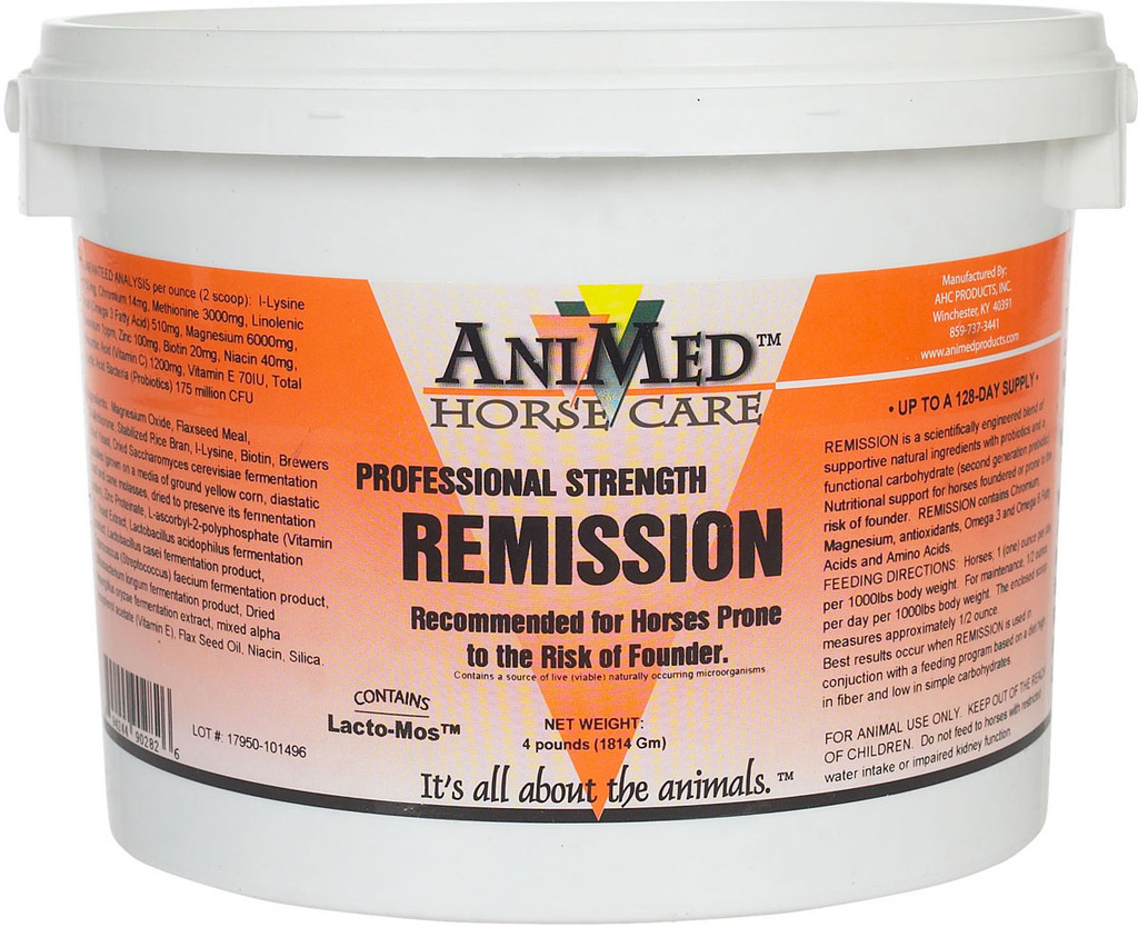 AniMed Remission 10lb tub