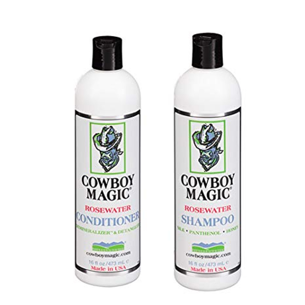 Cowboy Magic Shampoo & Conditioner Set (16oz each)