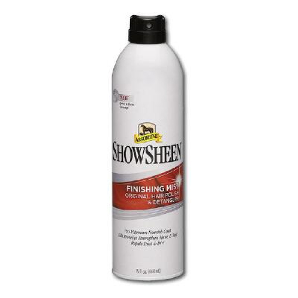 SHOWSHEEN® FINISHING MIST 15 OZ