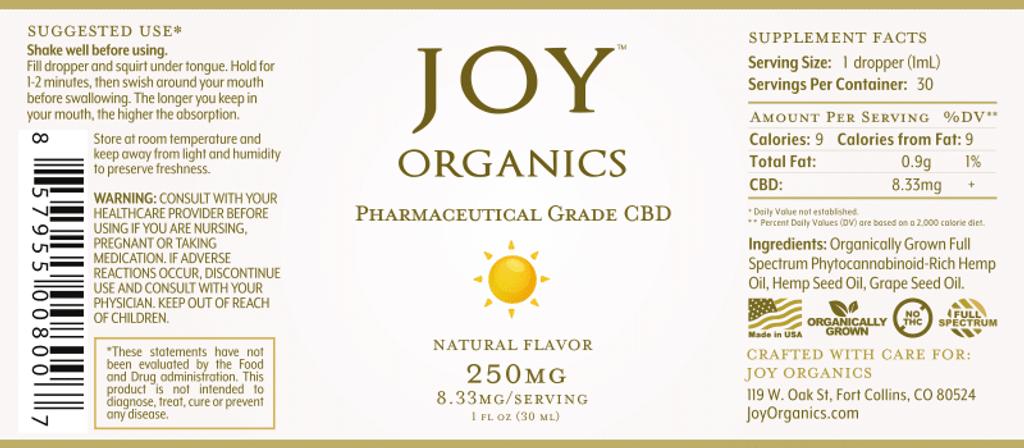 phytocannabinoid-rich hemp oil label